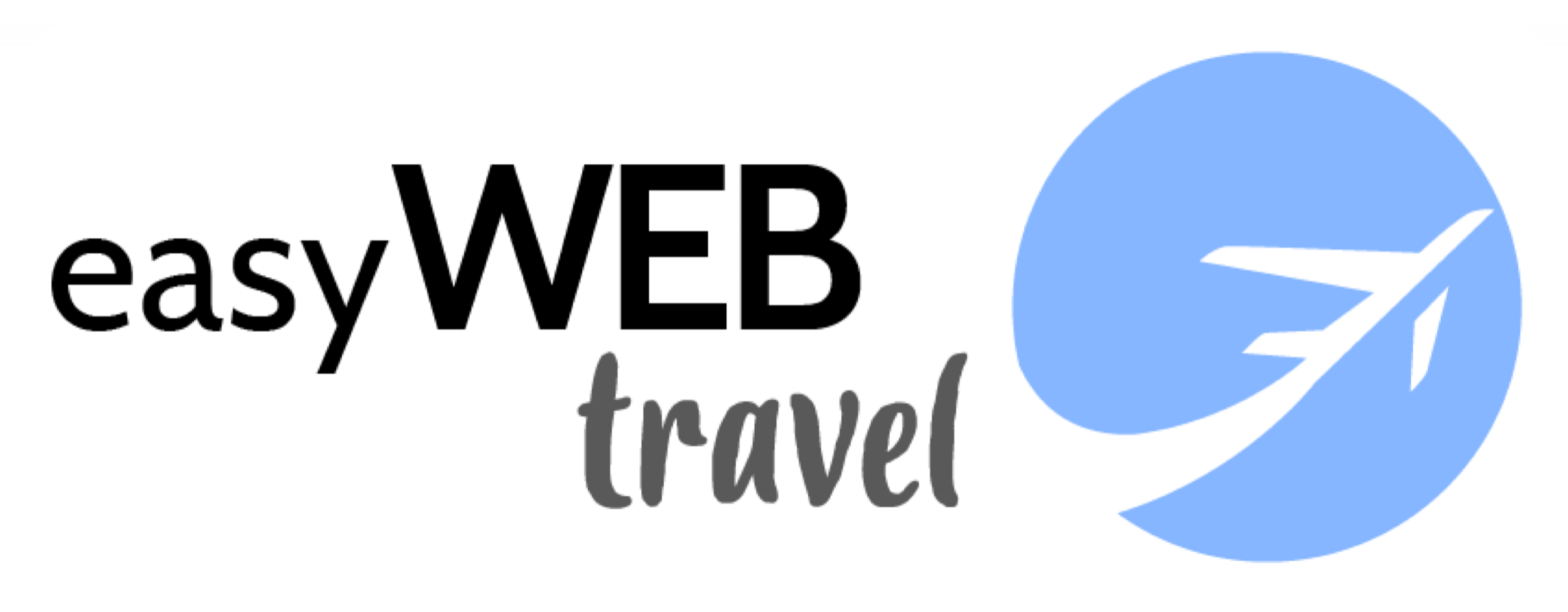 easy Web travel logo